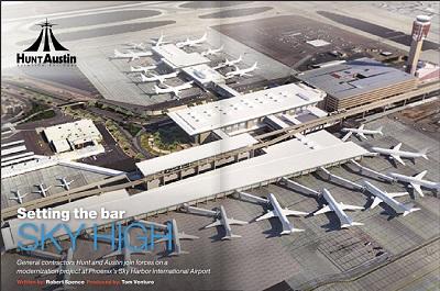 Phoenix Sky Harbor Terminal 3